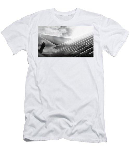 Memories Of A Future Past Men's T-Shirt (Athletic Fit)
