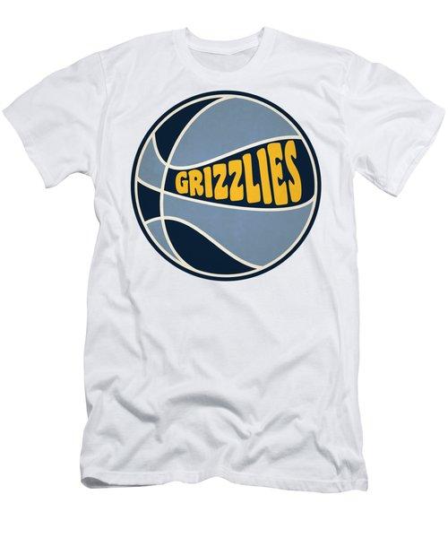 Memphis Grizzlies Retro Shirt Men's T-Shirt (Athletic Fit)