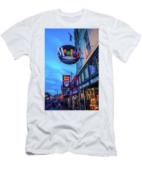 Memphis Soul Men's T-Shirt (Athletic Fit)