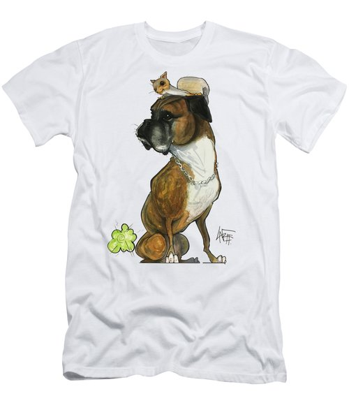 Menendez 3232 Men's T-Shirt (Athletic Fit)
