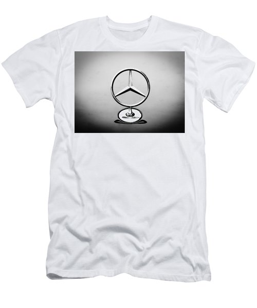 Mercedes Benz Logo Men's T-Shirt (Athletic Fit)