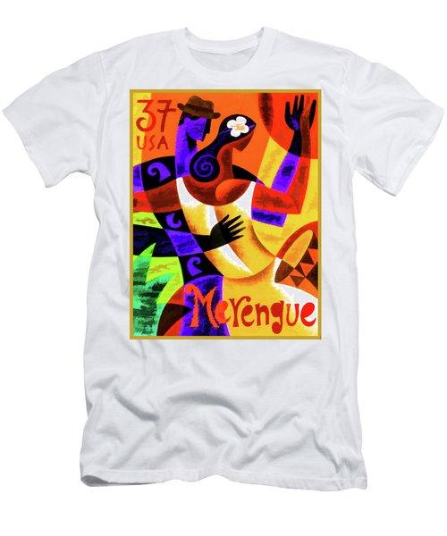 Merengue Men's T-Shirt (Athletic Fit)
