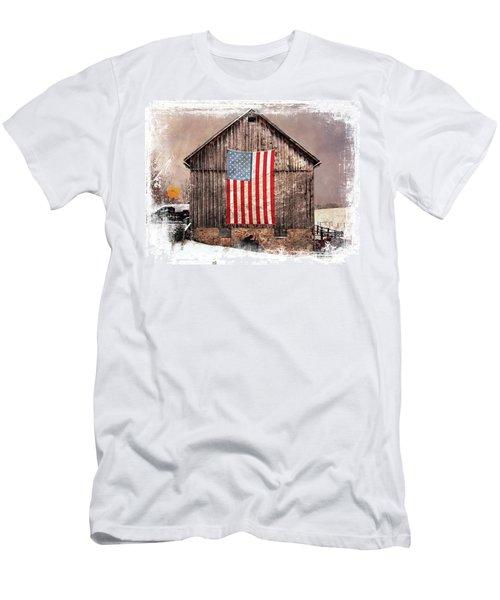 Merica IIi Men's T-Shirt (Athletic Fit)