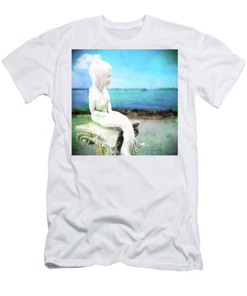 Mermaid Lisa Men's T-Shirt (Athletic Fit)