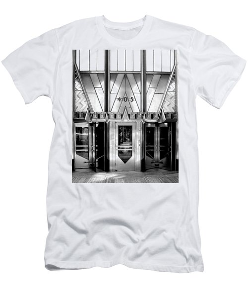 Metropolis Men's T-Shirt (Athletic Fit)