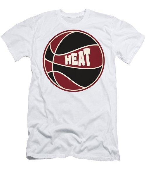Miami Heat Retro Shirt Men's T-Shirt (Athletic Fit)