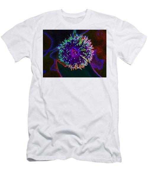 Microorganism Men's T-Shirt (Athletic Fit)