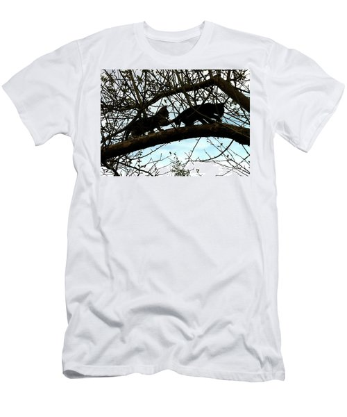 Men's T-Shirt (Slim Fit) featuring the photograph Midi 3 by Wilhelm Hufnagl