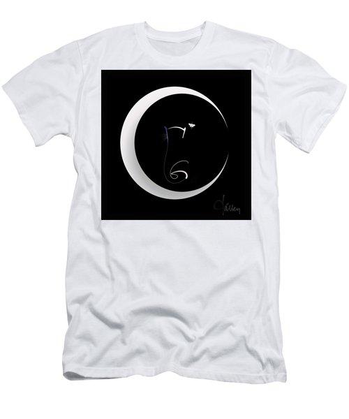 Moonlight Rendezvous 2 Men's T-Shirt (Athletic Fit)
