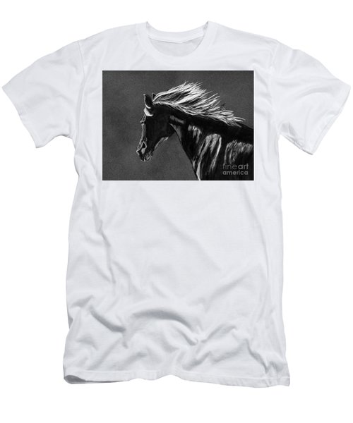 Midnight Ride Men's T-Shirt (Athletic Fit)