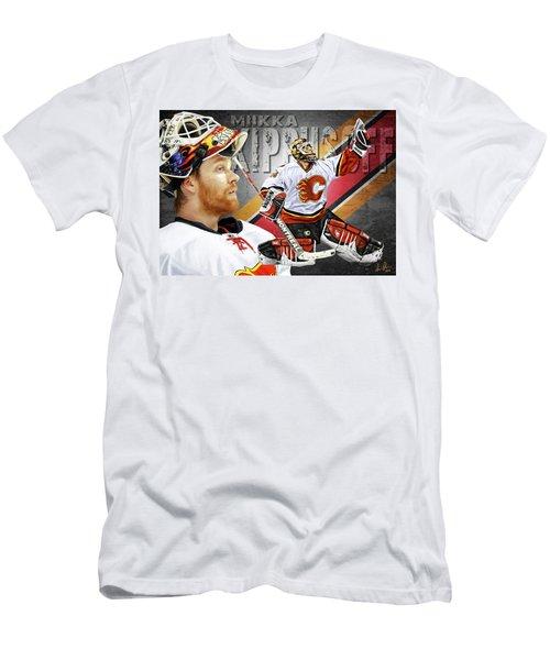 Miikka Kiprusoff Men's T-Shirt (Athletic Fit)
