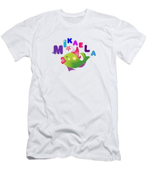 Mikaela Tshirt Size 4 Men's T-Shirt (Athletic Fit)