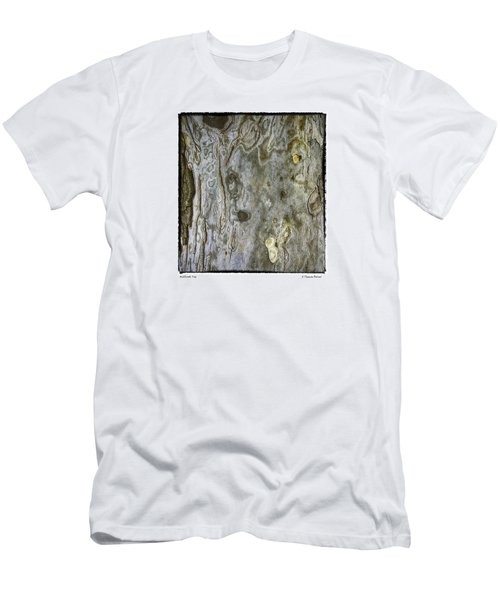 Millbrook Tree Men's T-Shirt (Slim Fit) by R Thomas Berner