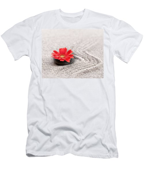 Mineral Flower Men's T-Shirt (Athletic Fit)