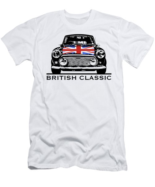 Mini British Classic Men's T-Shirt (Athletic Fit)