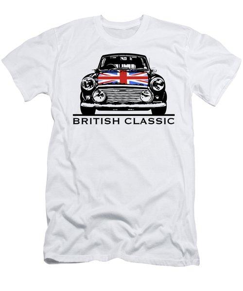 Mini British Classic Men's T-Shirt (Athletic Fit)