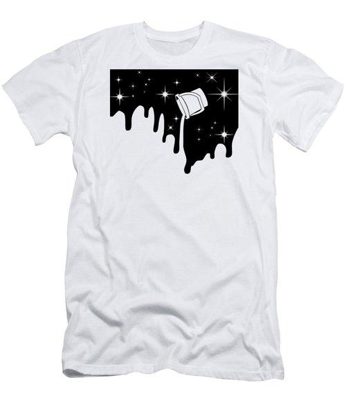 Minimal  Men's T-Shirt (Slim Fit) by Mark Ashkenazi