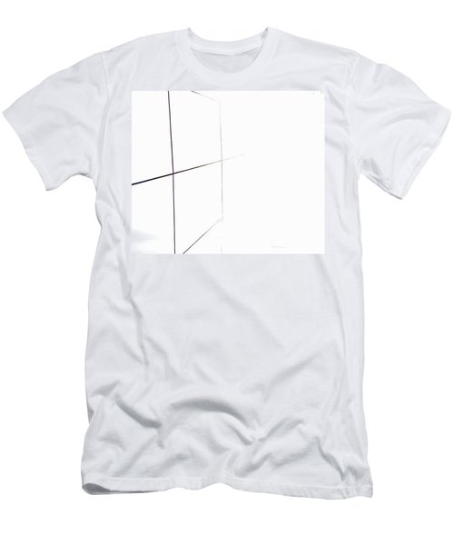 Minimal Squares Men's T-Shirt (Athletic Fit)