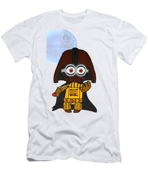 Minion Vader Men's T-Shirt (Athletic Fit)