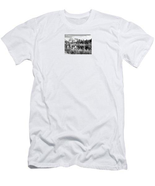 Mirror Lake Men's T-Shirt (Athletic Fit)