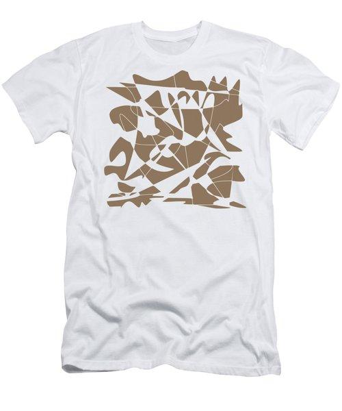 Missing Piece Men's T-Shirt (Athletic Fit)