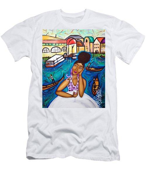 Missing Venice Men's T-Shirt (Athletic Fit)