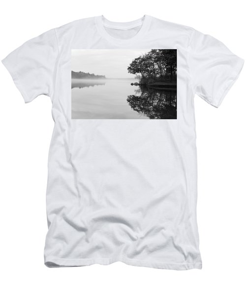 Misty Cove Men's T-Shirt (Athletic Fit)