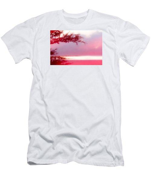 Misty Morn Men's T-Shirt (Athletic Fit)