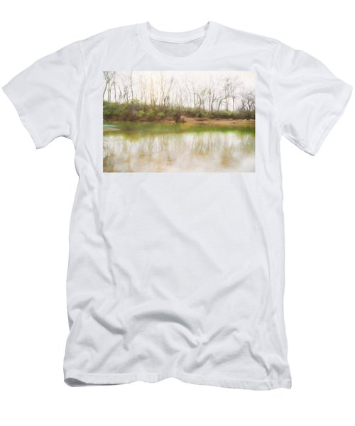Misty Morning Men's T-Shirt (Athletic Fit)