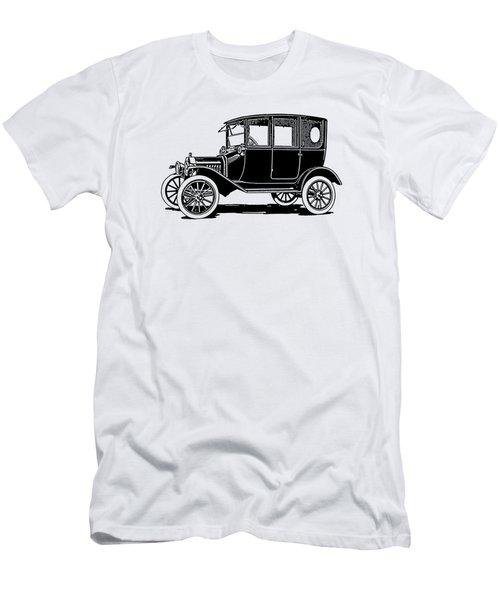 Model T Sedan Tee Men's T-Shirt (Athletic Fit)
