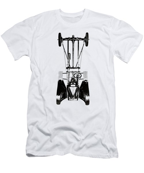 Model Tt Ford Truck Chassis Tee Men's T-Shirt (Athletic Fit)