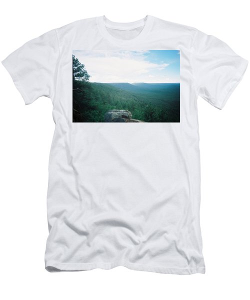Mogollon Rim - Arizona Men's T-Shirt (Athletic Fit)