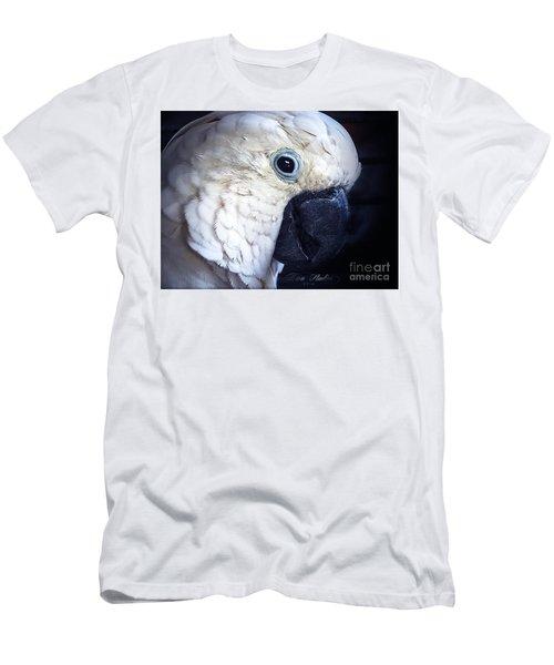 Moluccan Cockatoo Men's T-Shirt (Athletic Fit)