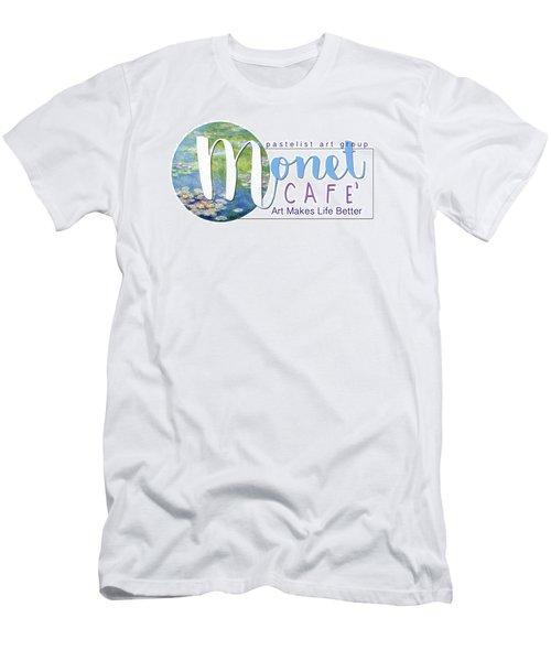 Monet Cafe' Products Men's T-Shirt (Athletic Fit)
