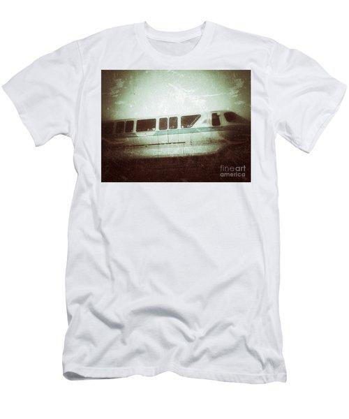 Monorail Men's T-Shirt (Athletic Fit)