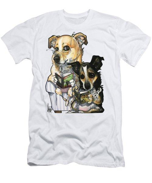 Monteleone 3985 Men's T-Shirt (Athletic Fit)