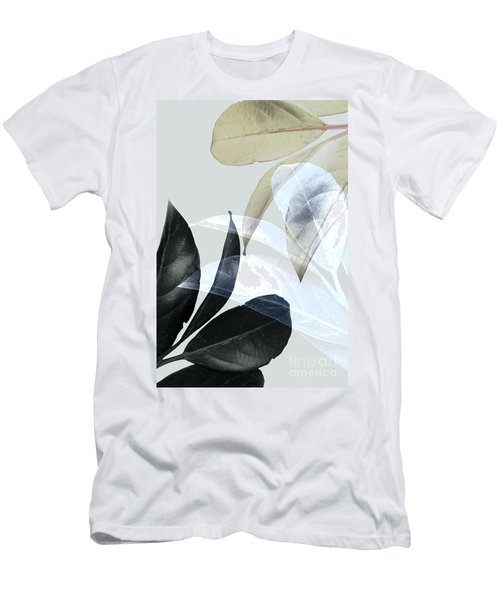 Moody Leaves Men's T-Shirt (Athletic Fit)