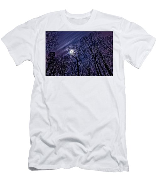 Moonlight Glow Men's T-Shirt (Athletic Fit)