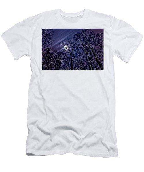 Moonlight Glow Men's T-Shirt (Athletic Fit)