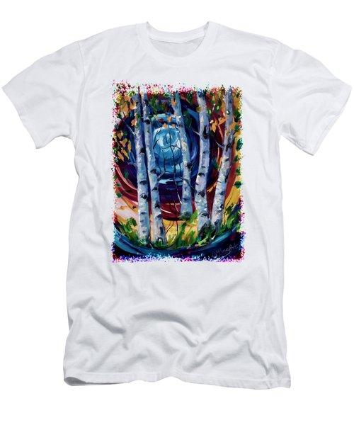 Moonlight Sonata Men's T-Shirt (Athletic Fit)