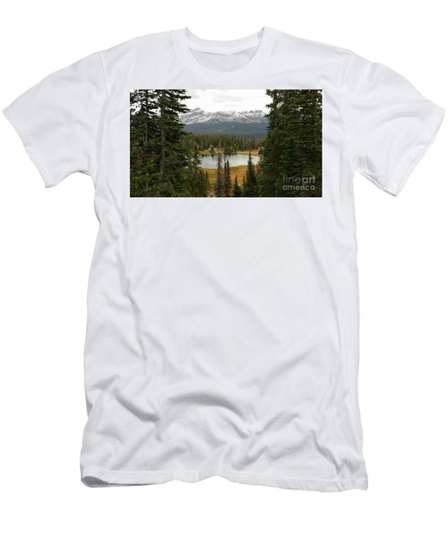 Moosehorn Lake Men's T-Shirt (Athletic Fit)