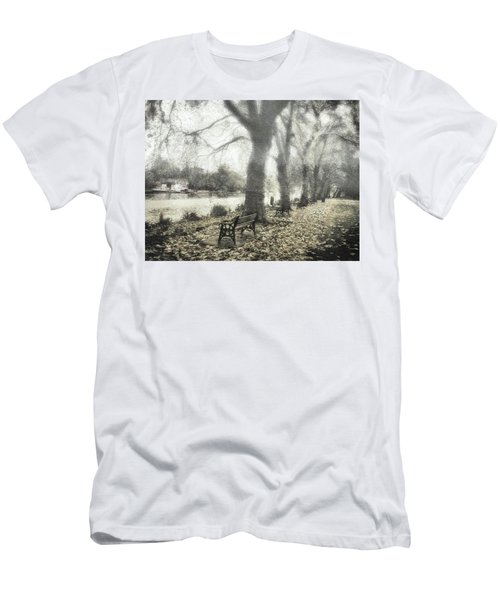 More Than A Bit Arty Men's T-Shirt (Athletic Fit)