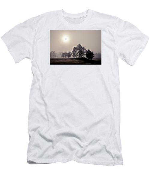 Morning Calm Men's T-Shirt (Athletic Fit)
