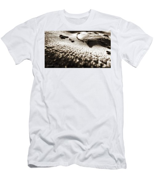 Morning Mushroom Top Men's T-Shirt (Athletic Fit)