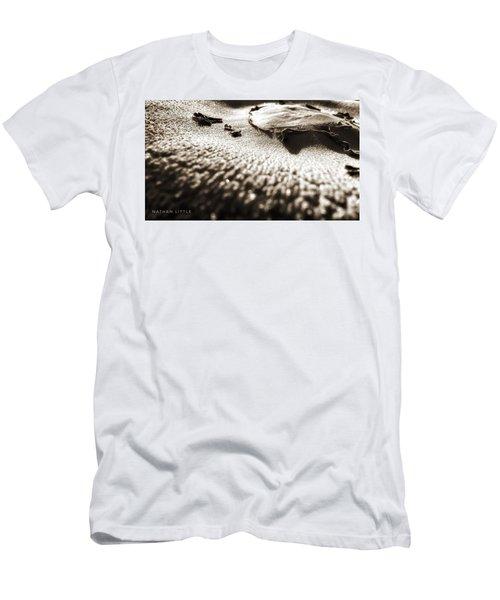 Morning Mushroom Top Men's T-Shirt (Athletic Fit)