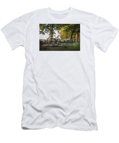 Morning Sentinel Men's T-Shirt (Athletic Fit)