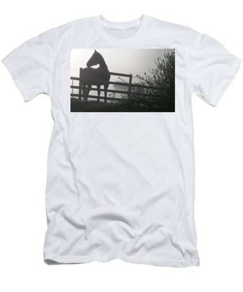 Morning Silhouette #2 Men's T-Shirt (Athletic Fit)