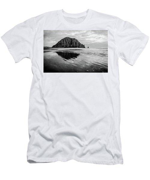 Morro Rock II Men's T-Shirt (Athletic Fit)