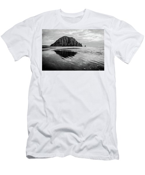 Morro Rock II Men's T-Shirt (Athletic Fit)