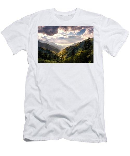 Morton Overlook Men's T-Shirt (Athletic Fit)